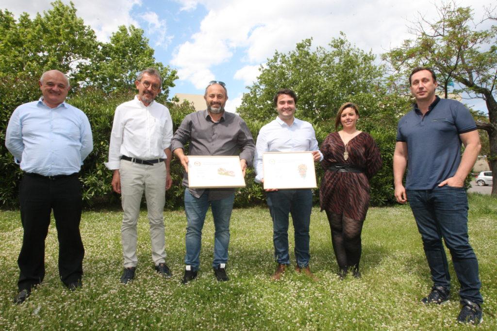 Commune de Vescovato, lauréate du label Habitat et Qualité de Vie